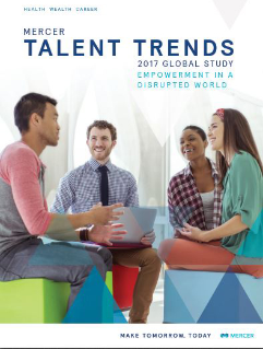 2017 HR Talent Trends report